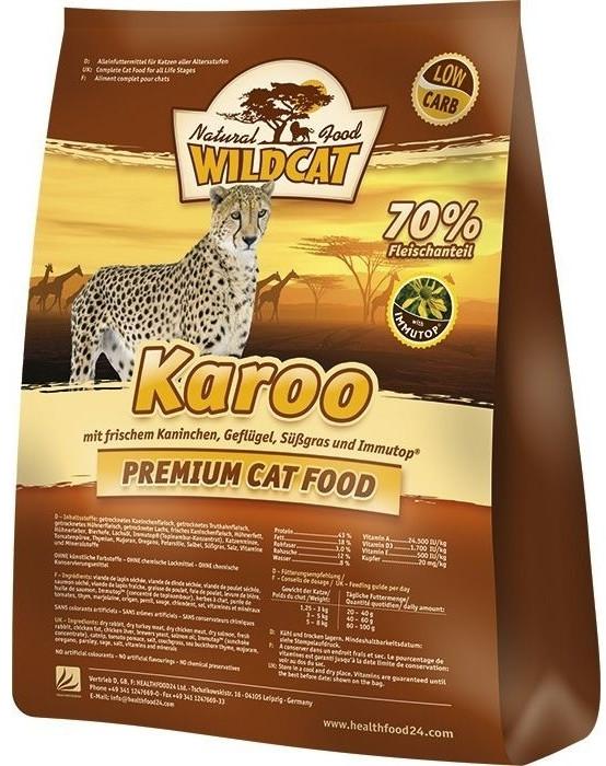 Wildcat Karoo Trockenfutter 3kg
