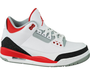 scarpe uomo air jordan 3 retro og n pelle nera