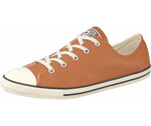 e192152f48d864 Buy Converse Chuck Taylor Dainty Leather Ox from £33.40 – Best Deals ...