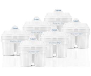 BWT Filterkartusche BWT 6 longlife Mg2 814136 Weiß