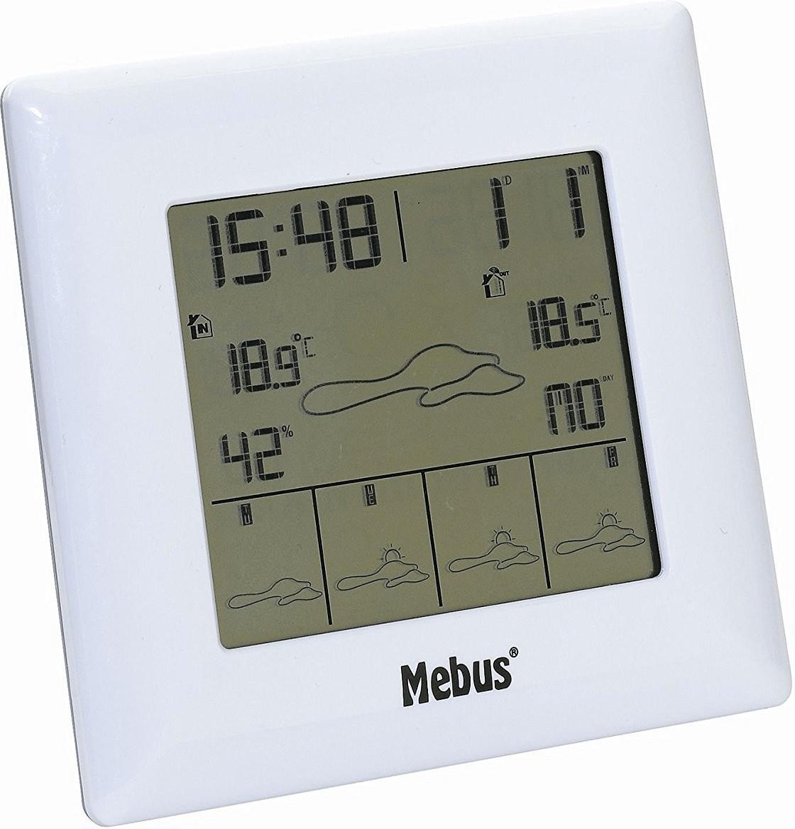 Mebus Funk-Wetterstation (40215)