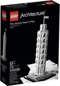 LEGO Architecture - La tour de Pise (21015)