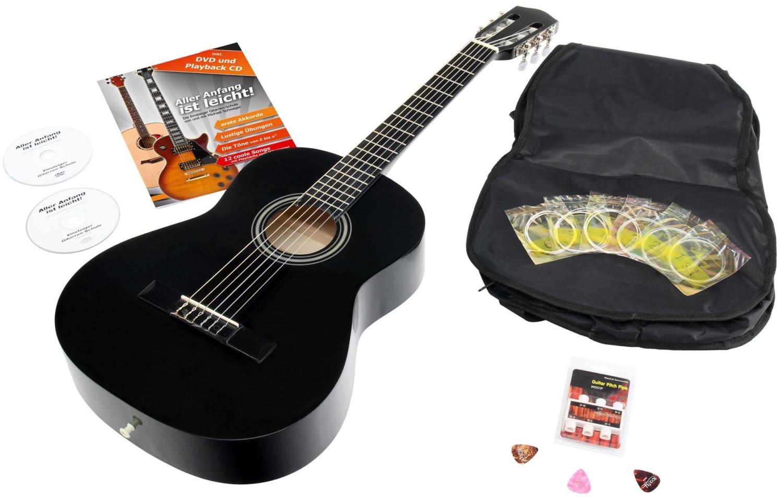 Calida Benita Klassikgitarre 3/4 Starter-Set