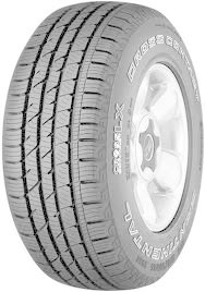 Continental ContiCrossContact LX 2 255/60 R17 106H