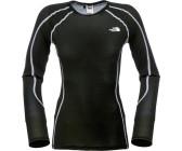 3313dd6d80e010 The North Face Women s Base Layer Light l s Shirt tnf black
