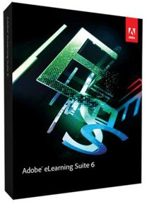 Adobe eLearning Suite 6.1 (DE) (Mac)