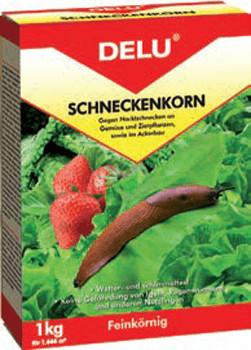 Delu Schneckenkorn 1 kg