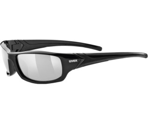 Uvex sportstyle 211 Fahrradbrille BLACK RED ONE SIZE xSqDig9d