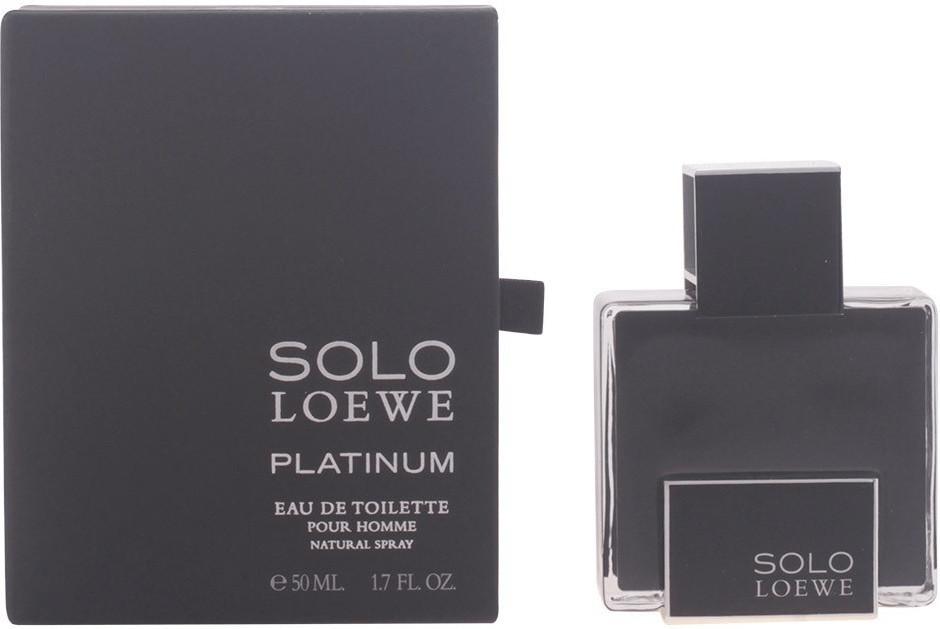 Loewe Solo Loewe Platinum Eau de Toilette