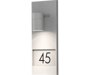 Außenleuchte Hausnummerleuchte Konstsmide Modena 7655-300 Wandlampe GU10