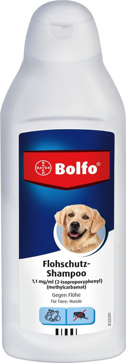 Bayer Bolfo Flohschutz Shampoo 250ml