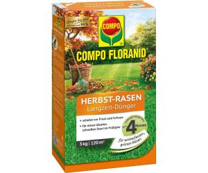 compo floranid herbstrasend nger mit langzeitwirkung 3 kg ab 14 99 preisvergleich bei. Black Bedroom Furniture Sets. Home Design Ideas