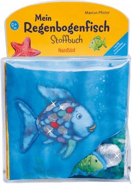Oetinger Mein Regenbogenfisch-Stoffbuch