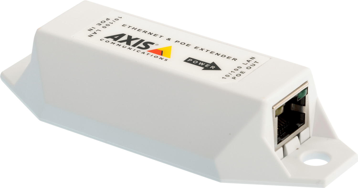 Image of Axis PoE Extender (T8129)