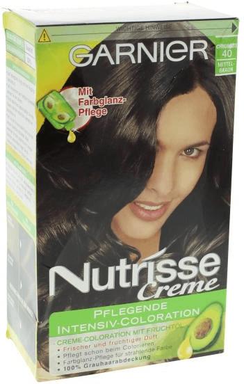 Garnier Nutrisse Creme 40 Chocolate
