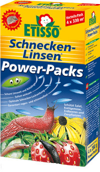 frunol delicia Etisso Schnecken-Linsen Power-Packs