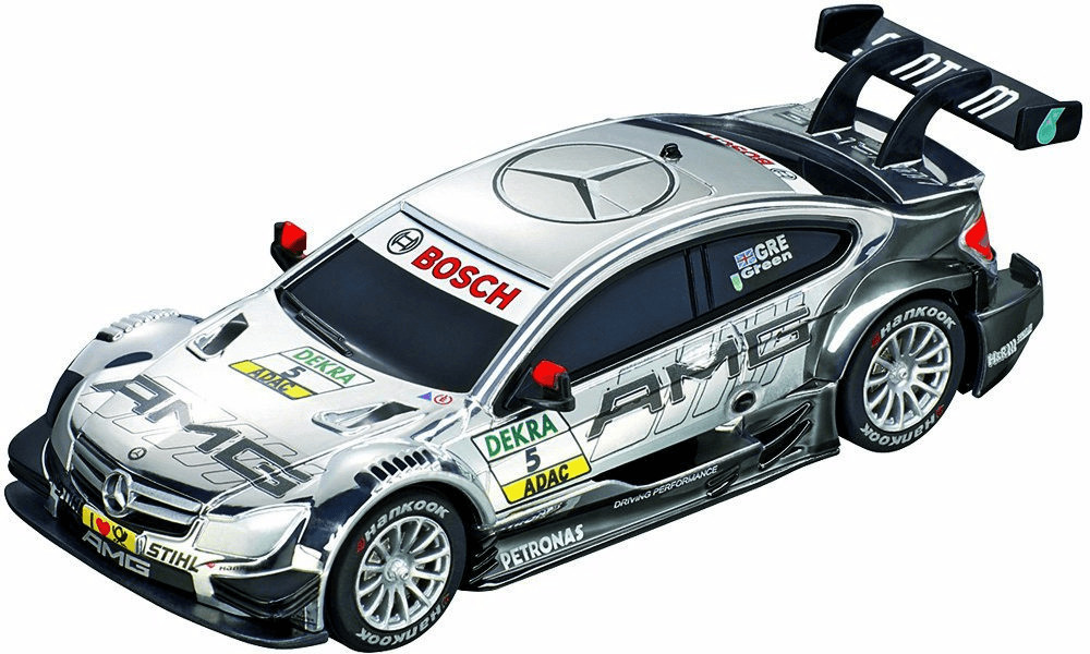Carrera Go!!! - AMG-Mercedes C-Coupe DTM J.Green No.5 (61274)