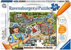 Ravensburger Puzzeln, Entdecken, Erleben: Im Einsatz (100 Teile)