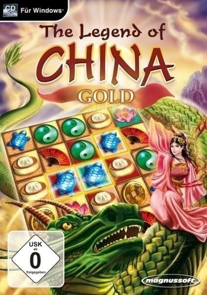 The Legend of China: Gold (PC)