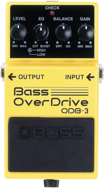 Image of Boss Bass Overdrive ODB-3