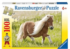 Ravensburger Kleines Pony (100 Teile)