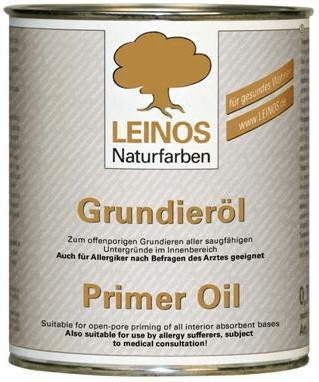 Leinos Grundieröl 750 ml