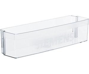Kühlschrank Flaschenablage : Siemens kühlschrank abstellfach 353093 ab 15 43 u20ac preisvergleich