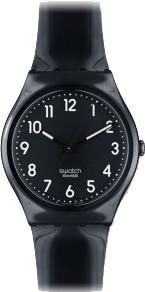 Swatch Colour Code black suit