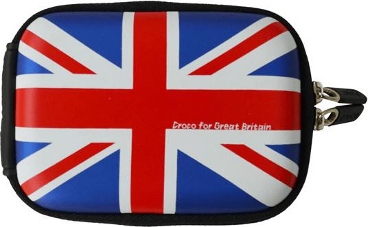Image of Croco Tough Union Jack M Blue