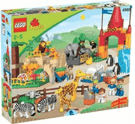 LEGO Duplo Zoo Super Set (4960)