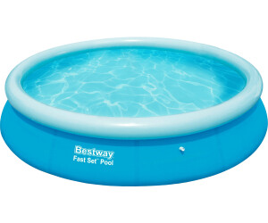 bestway fast set pool 366 x 76 cm ab 49 95 preisvergleich bei. Black Bedroom Furniture Sets. Home Design Ideas