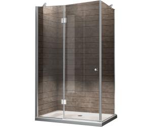 glasdeals nova duschkabine 100 x 80 cm ab 299 00 preisvergleich bei. Black Bedroom Furniture Sets. Home Design Ideas