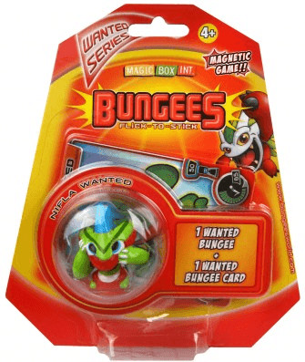 MagicBox Bungees Blister Serie 1