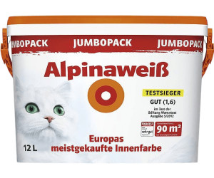 Alpina Alpinaweiß 12 l ab 47,99 € | Preisvergleich bei idealo.de