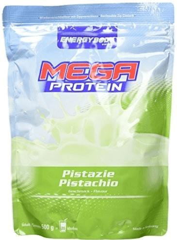 Energybody Mega Protein 80 Pistazie