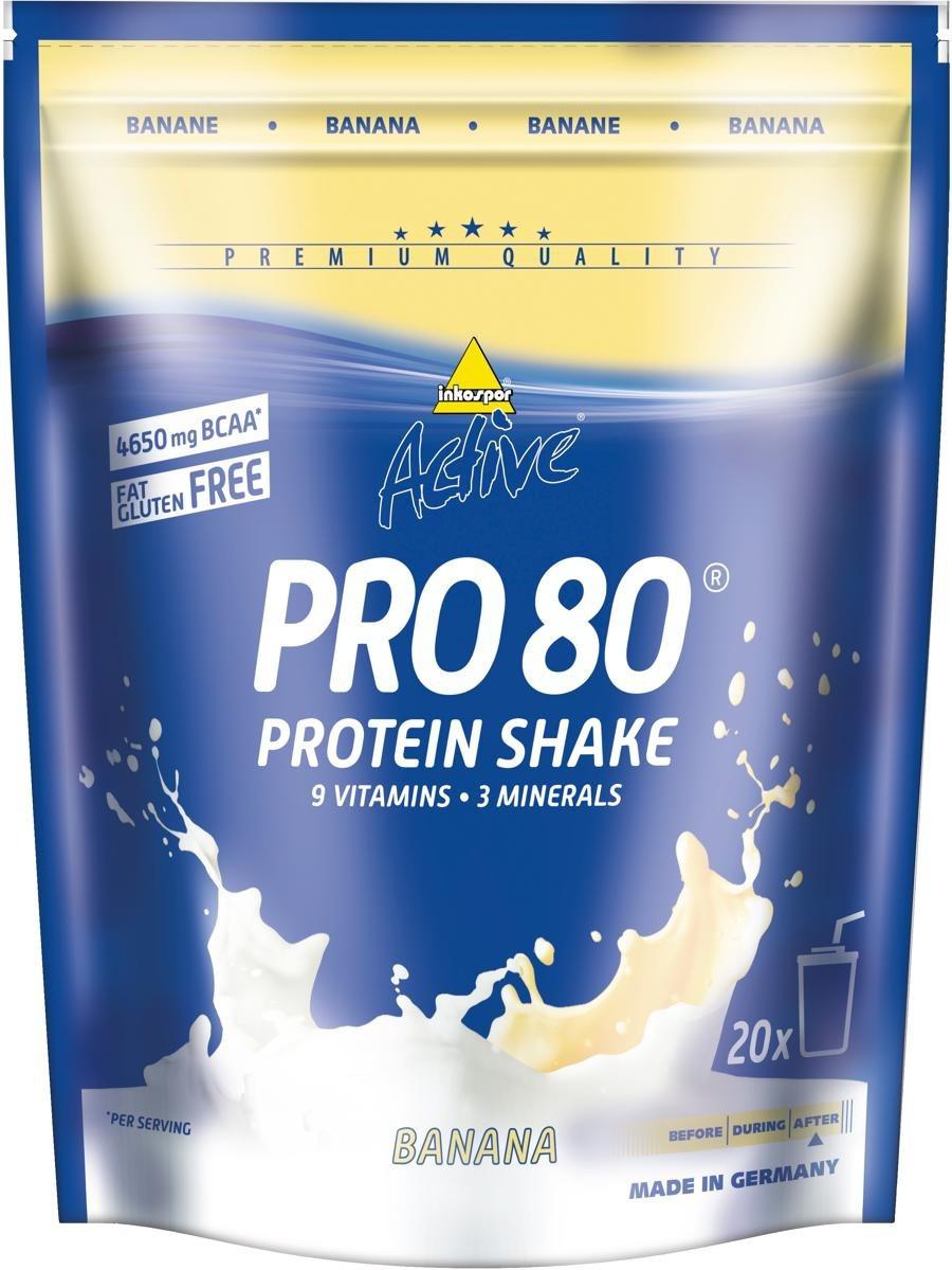 Inko Active Pro 80 Vanille 500g