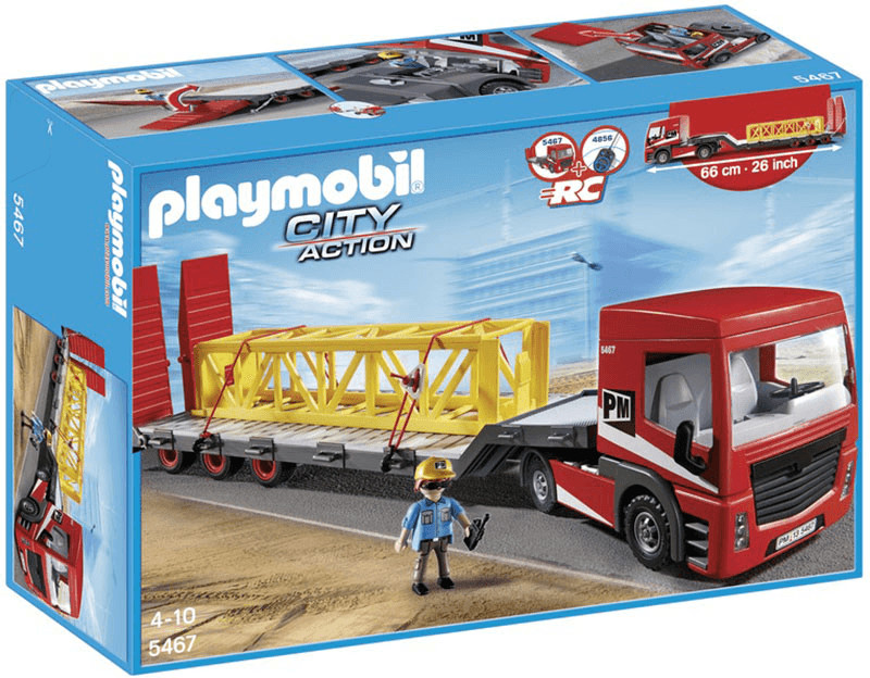 Playmobil Citylife - Schwertransporter (5467)