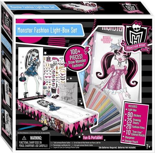IMC Monster Fashion Light-Box-Set