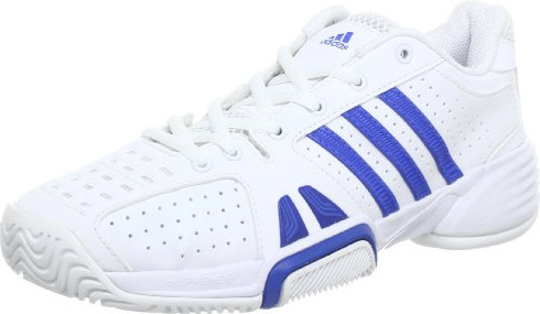 Image of Adidas Barricade Team 2 xJ running white ftw/prime blue/prime blue