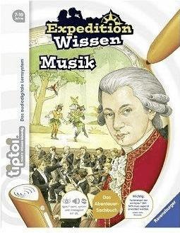 Ravensburger tiptoi - Expedition Wissen: Musik