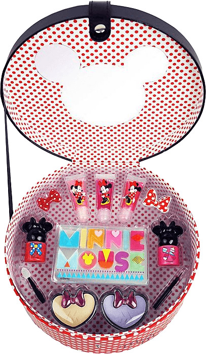 Markwins Minnie Mouse Kosmetikkoffer Hutschachtel
