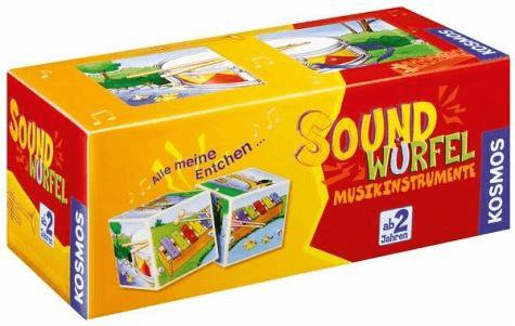 Kosmos Soundwürfel Musikinstrumente (911418)