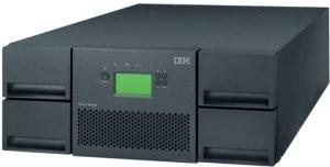 IBM TS3200 Tape Library L4U ohne Laufwerke