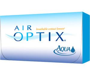 ästhetisches Aussehen geringster Preis günstig kaufen Alcon Air Optix Aqua -3.75 (6 Stk.) ab 16,50 ...