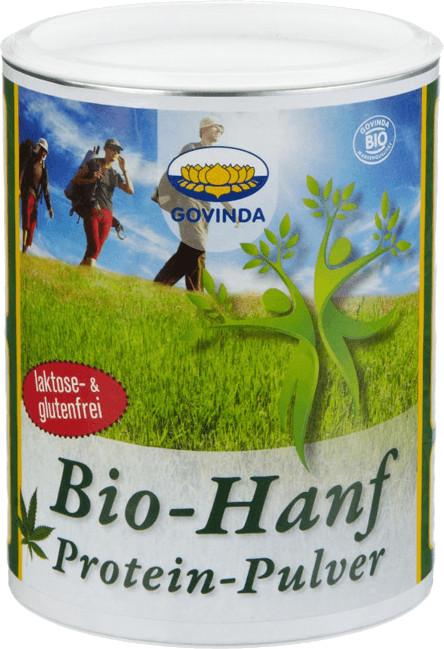 Govinda Hanf-Proteinpulver bio 400g