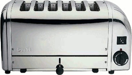 Image of Dualit Vario 6 Stainless Steel 60144