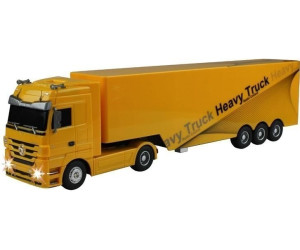 """Image of Cartronic Mercedes-Benz Actros """"Heavy Truck"""" RTR (42058)"""