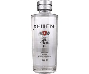 Xellent Swiss Edelweiss Gin 0,7l 40%