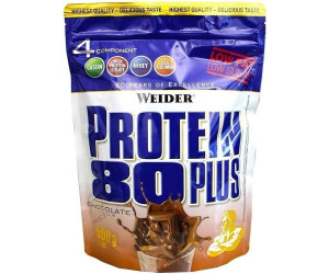 weider protein 80 plus waldfrucht joghurt 500g ab 12 99. Black Bedroom Furniture Sets. Home Design Ideas