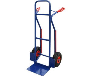 pro-bau-tec Stapelkarre mit Treppenrutsche max. 200 kg (100005)